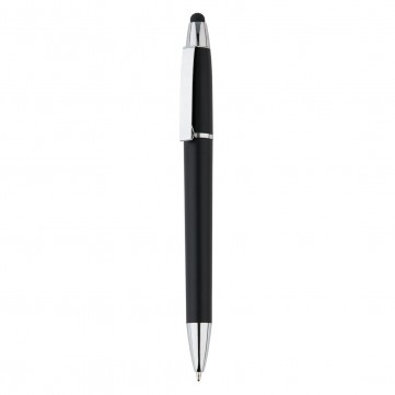 Metis ballpoint pen with touch pen, blackP327.001