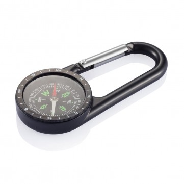 Swiss Peak compass, blackP410.941