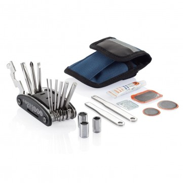 Bike repair kit, blueP416.331