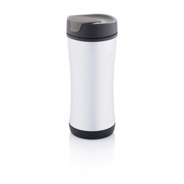 Boom eco mug, grey/blackP432.341