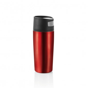 Auto leak proof tumbler, red/blackP432.454