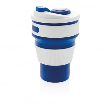 Foldable silicone cup,P432.60-conf
