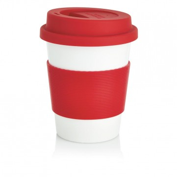 ECO PLA coffee cup, redP432.884
