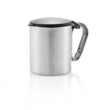 Carabiner mug greyP432.162