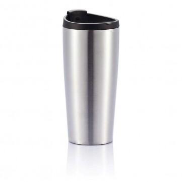 Vacuum tumbler, silverP432.212