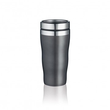 Wave tumbler charcoal greyP432.522