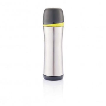 Boom Hot eco flask, green/greyP433.017