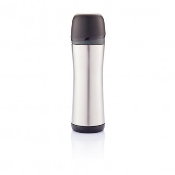 Boom Hot eco flask, grey/blackP433.012