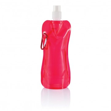 Foldable water bottle, redP436.200