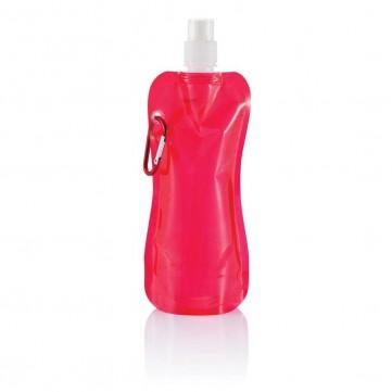 Foldable water bottle, redP436.200