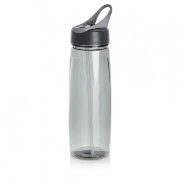 Tritan sport bottle, greyP436.430