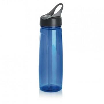 Tritan sport bottle, blueP436.435