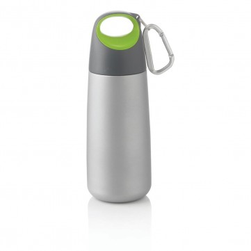 Bopp Mini bottle with carabiner greenP436.507
