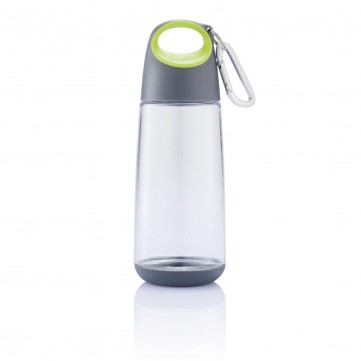Bopp Mini bottle with carabiner limeP436.707