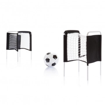 Beach soccer set, blackP453.061