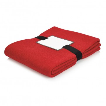 Luxury blanket, redP459.644