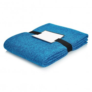 Luxury blanket, blueP459.645