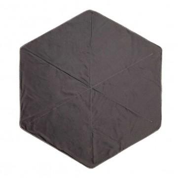 Hexo picnic blanket, blackP459.021