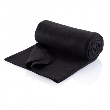 Fleece blanket blackP459.601