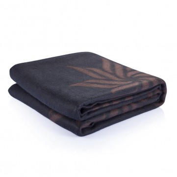 Fleece blanket in giftbox blackP459.621