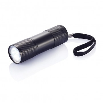 Quattro aluminium torch, blackP513.271