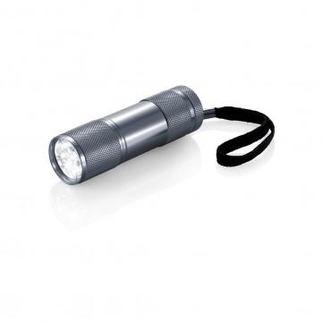 Quattro aluminium torch, greyP513.272