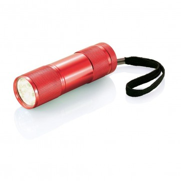 Quattro aluminium torch, redP513.274
