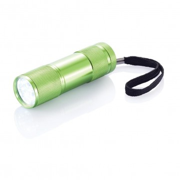 Quattro aluminium torch, greenP513.277