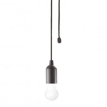 Pull lamp, blackP513.981