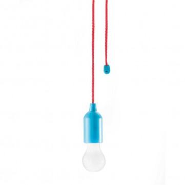 Pull lamp, blueP513.985