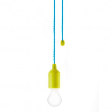 Pull lamp, greenP513.987