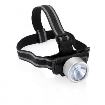 Everest headlight, silverP518.020