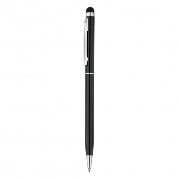 Thin metal stylus pen, blackP610.621