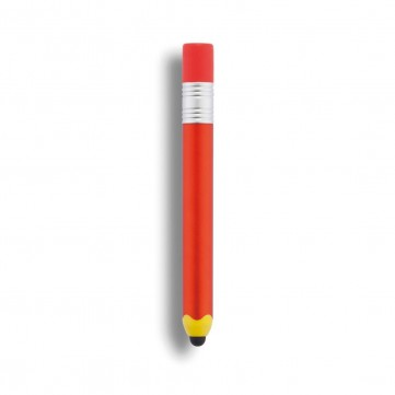 Pencil shaped touch pen, orangeP610.778