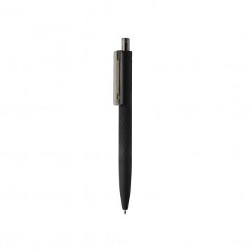 X3 pen, black smooth touch,P610.97-confi