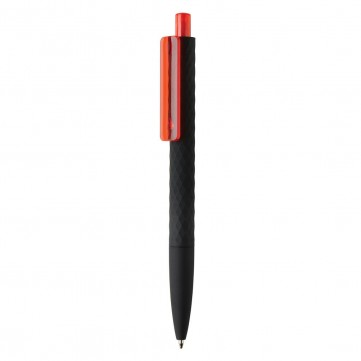 X3 pen, black smooth touch,P610.97-conf