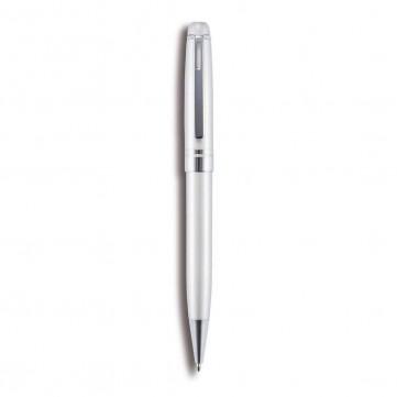 Montana ballpoint pen silver, black inkP610.242