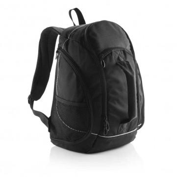Florida backpack PVC free, blackP703.711