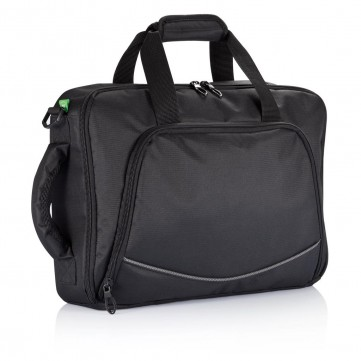 Florida laptop bag PVC free, blackP703.741