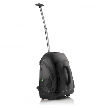 Florida backpack trolley PVC free, blackP703.761