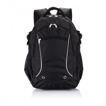 Denver laptop backpack PVC free, blackP705.021
