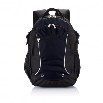Denver laptop backpack PVC free, blueP705.025