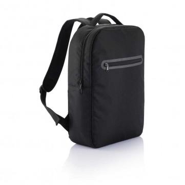 London laptop backpack PVC free, blackP705.031