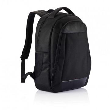 Boardroom laptop backpack PVC free, blackP705.301