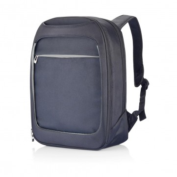 Milano laptop backpack silverP705.072