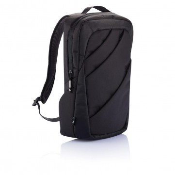 Berlin laptop backpack blackP705.401