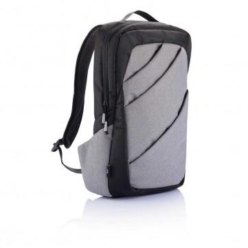 Berlin laptop backpack greyP705.402