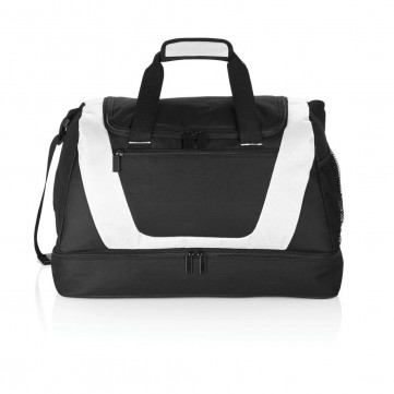 Durban sports bag whiteP708.013
