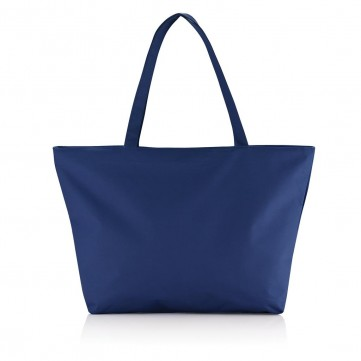 Beach shopper bag navy blueP713.205