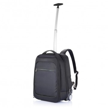 Milano backpack trolley silverP728.072